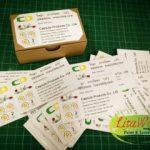 นามบัตร Capsule Products