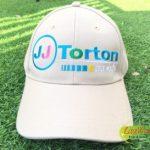 ปักหมวก JJ Torton
