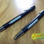 สกรีนปากกาสีดำ มว